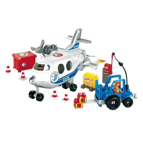 Set Constructii Avion Cargo