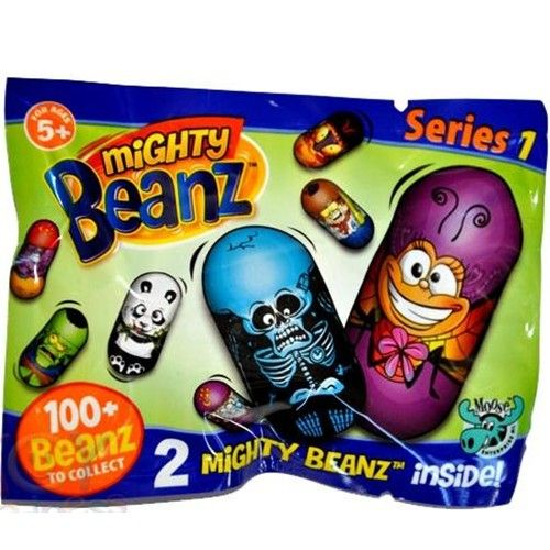 Mighty Beanz 2 Figurine