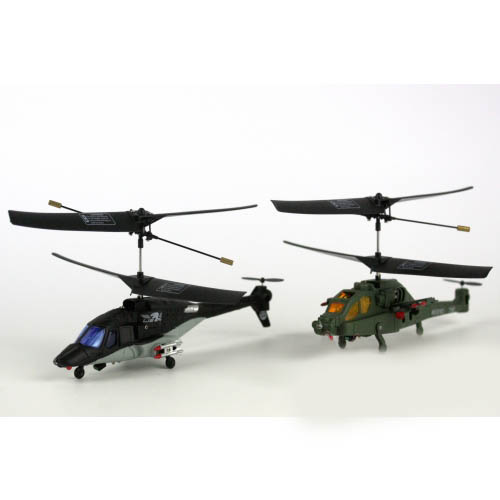 Elicoptere de Lupta Airwolf vs Apache