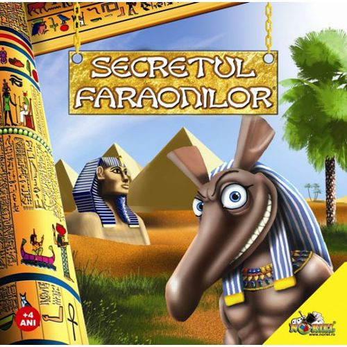 Joc Secretul Faraonilor