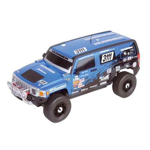 Masinuta Hummer H3 Blue