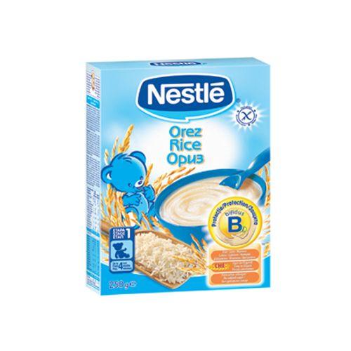 Pachet Cereale Orez cu Bifidus 2 x 250G