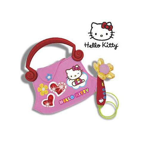 Geanta Karaoke Hello Kitty