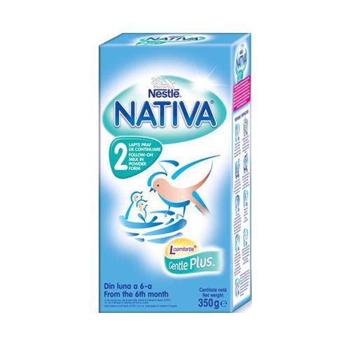 Lapte Praf Nativa 2 cu L.Comfortis
