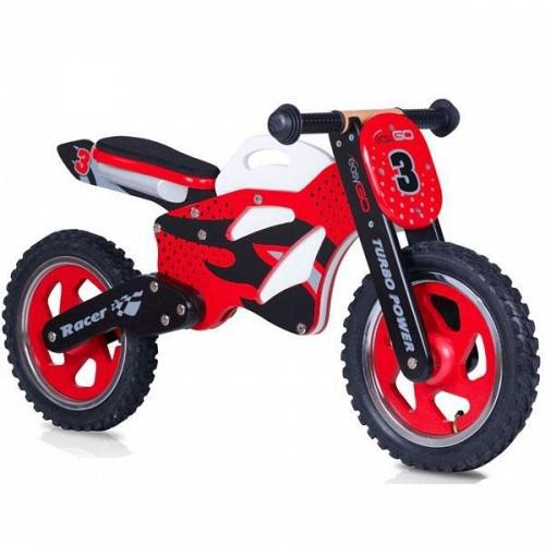 Bicicleta din Lemn Racer