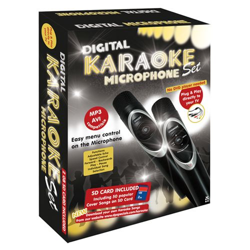 Set Karaoke Digital