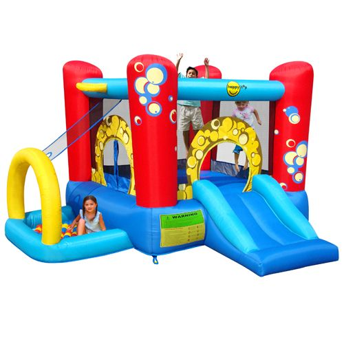 Bubble Play Center 4 in 1