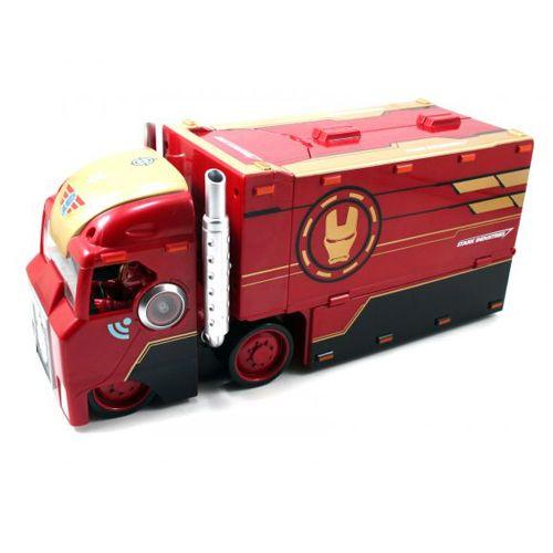Jada Toys - Camion Iron Man 2