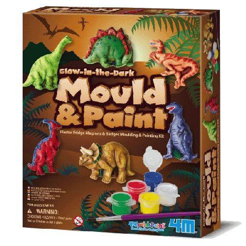 Kit Modeleaza si Picteaza Dinozauri