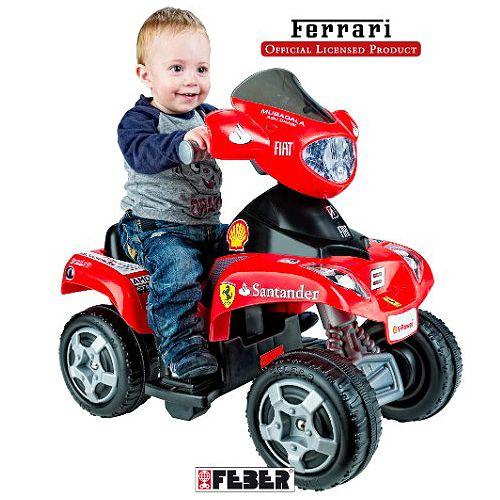 Poza Quad Ferrari