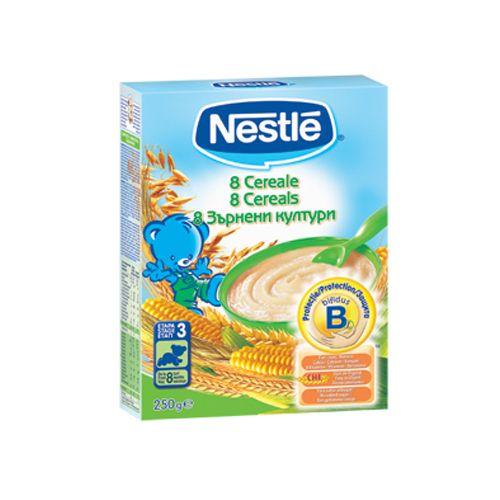 8 Cereale cu Bifidus BL 250G