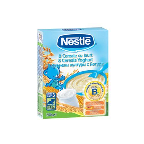 8 Cereale cu Iaurt 250G