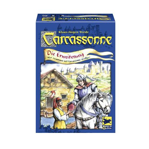 Carcassonne Extensia I
