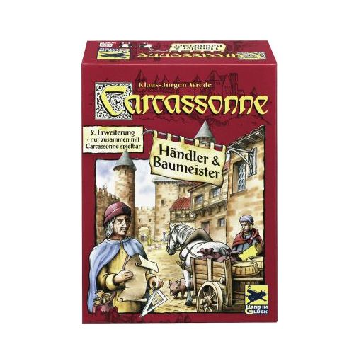 Carcassonne Extensia II