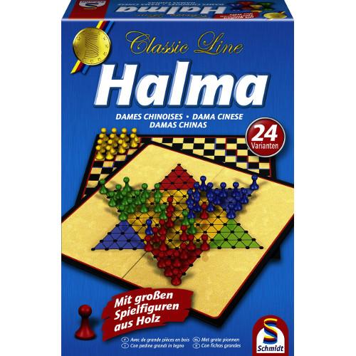 Joc Halma - Sah Chinezesc