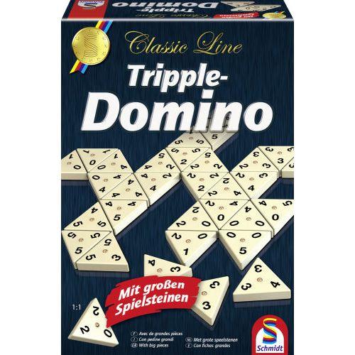 Joc Tripple Domino