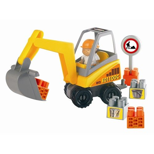 Set Constructii Excavator