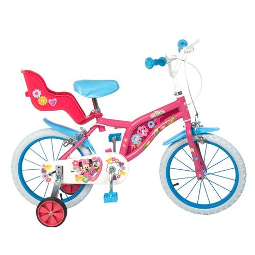Bicicleta Mickey Mouse Club House 12 Roz