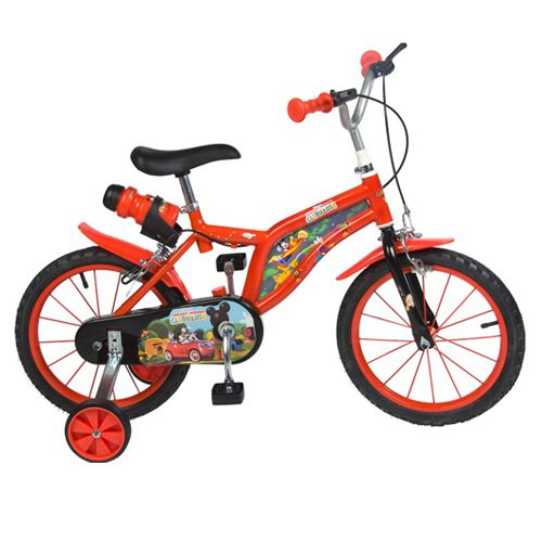 Bicicleta Mickey Mouse Club House 14