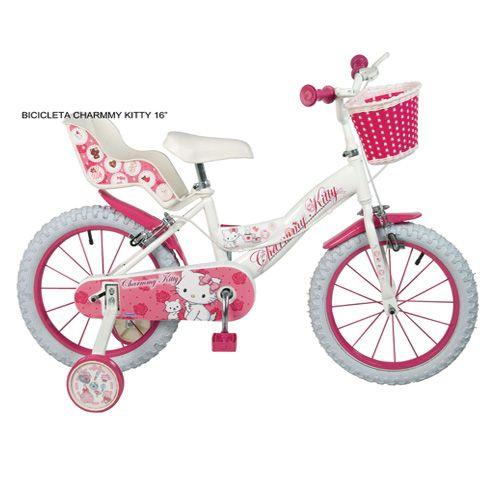 Bicicleta Charmmy Kitty 16