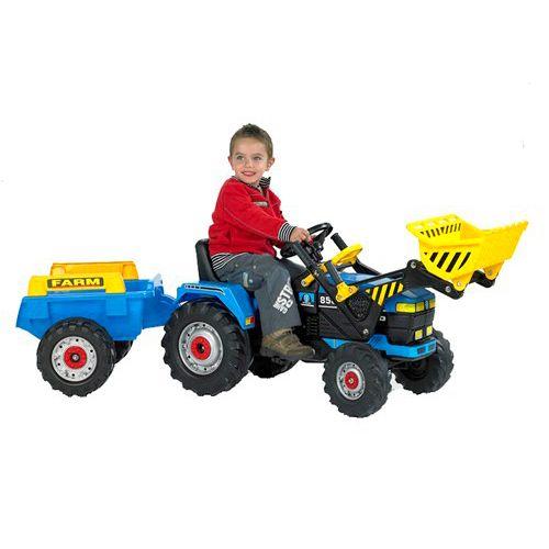 Tractor Holland Farm