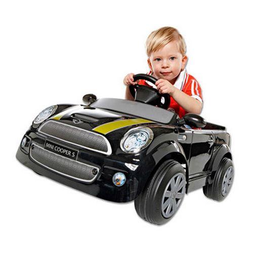 Mini Cooper S cu Pedale