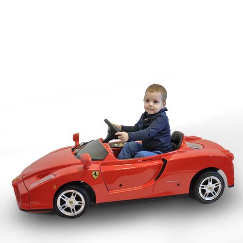 Poza Ferrari Enzo cu Pedale