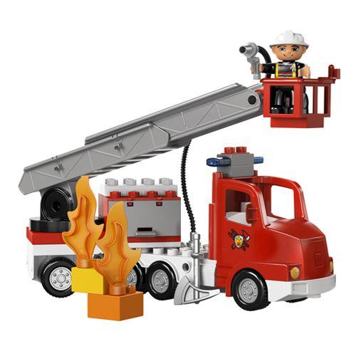 Duplo - Masina de Pompieri