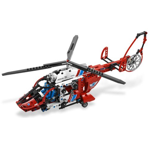 Technic - Elicopter de Salvare