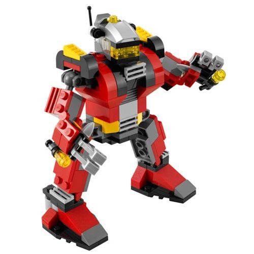 Creator - Robot de Salvare