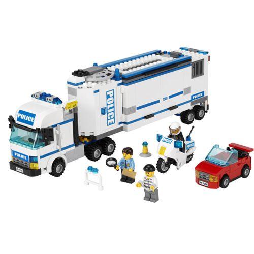 City - Unitate Mobila de Politie
