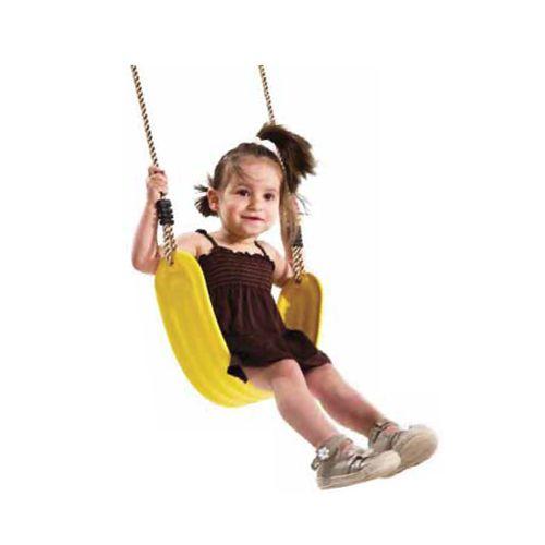 Leagan Flexibil Wraparound Swing Seat Galben