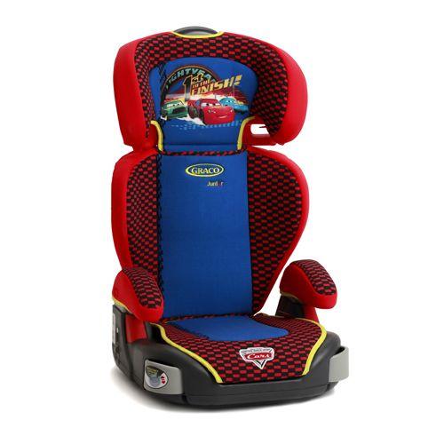 Scaun Auto Junior Maxi Plus Disney Cars