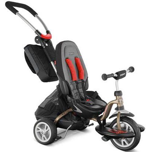 Tricicleta Carry Cat S6