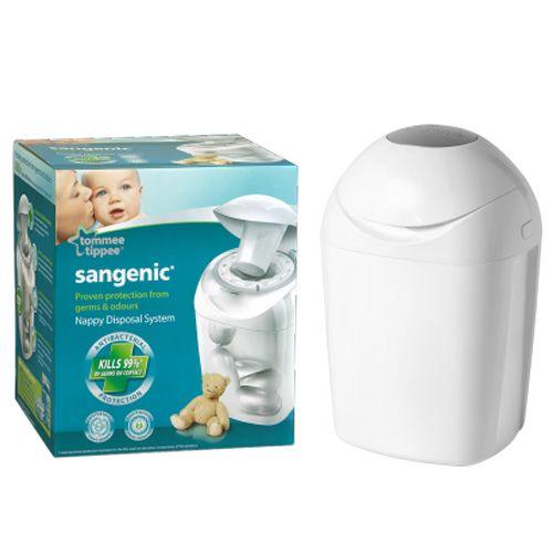 Cos Igienic pentru Scutece Hygeine Plus Tub