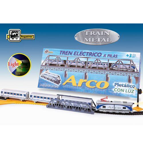 Trenulet Electric Arco
