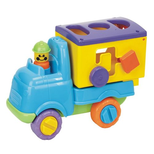 Camion Educativ cu Forme Rover
