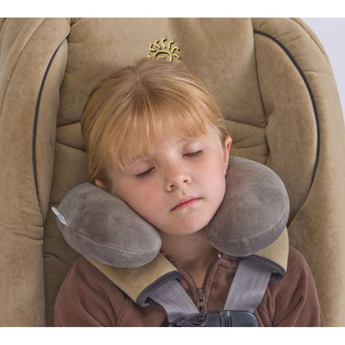 Travel Pillow Grey - Suport pentru Cap