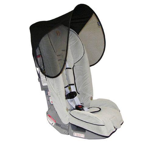 Seat Shade - Paravan Solar
