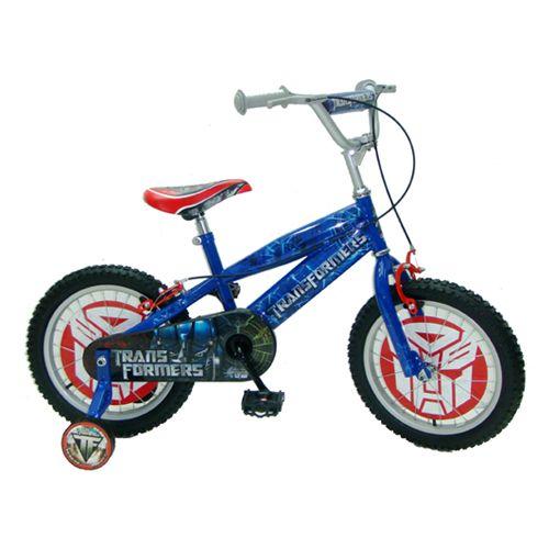 Bicicleta Transformers 16