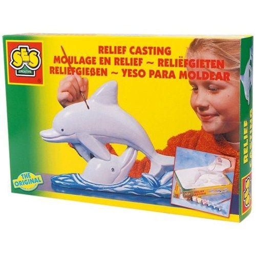 Set Delfin Relief Casting