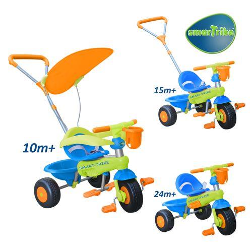 Tricicleta Bonbon
