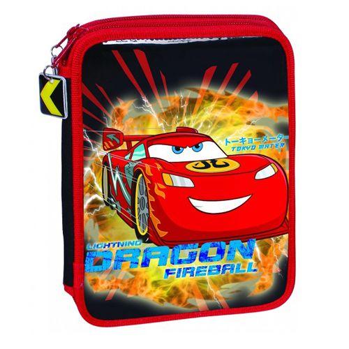 Penar Echipat Cars McQueen Dragon Fireball