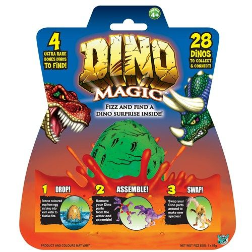 Dino Magic - 1 Bucata pe Blister
