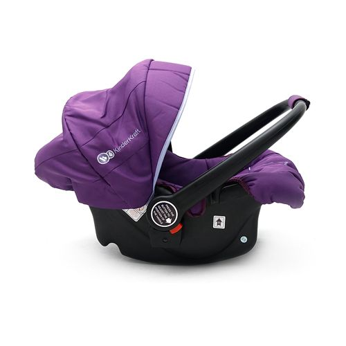 Poza Scaun Auto Kiddy Purple