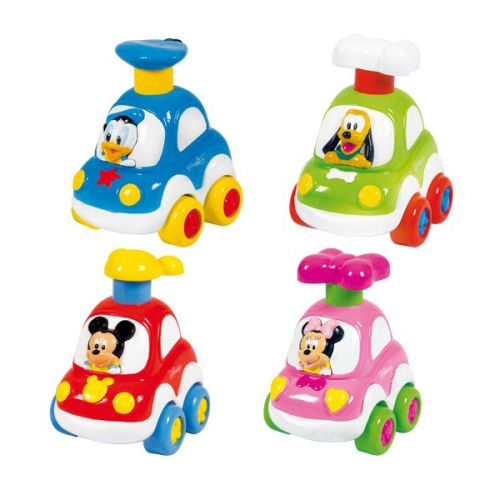 Masinuta Disney Push and Go