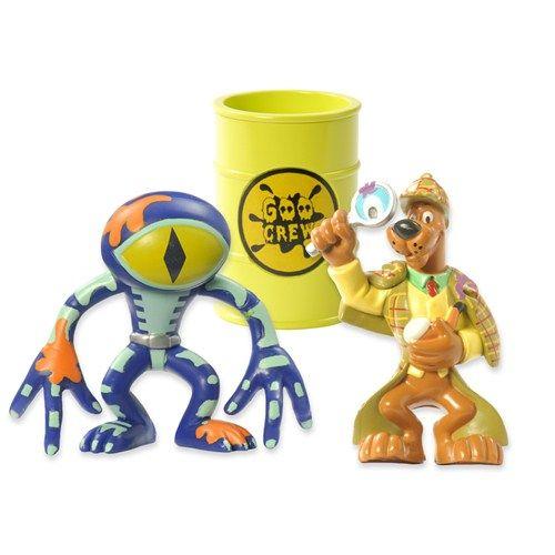 Scooby Doo Twin Figure Pack