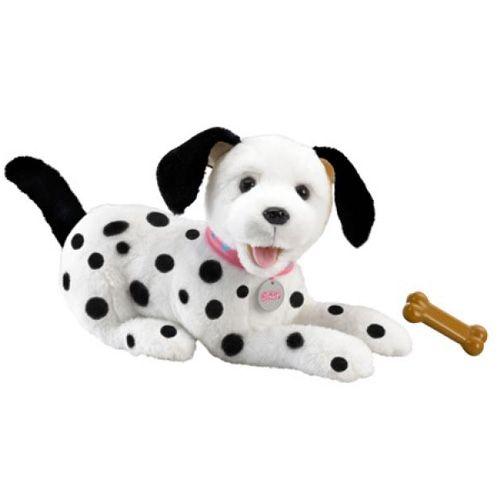 Animagic - Dotty The Dalmation Puppy