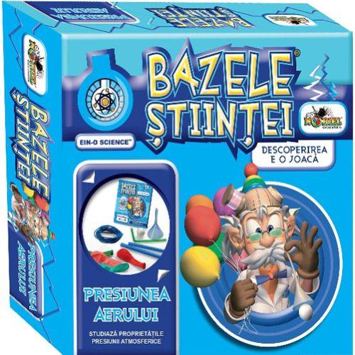 Bazele Stiintei - Presiunea Aerului