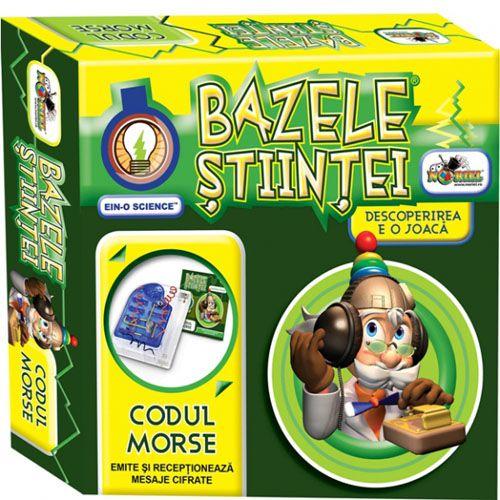 Bazele Stiintei - Codul Morse